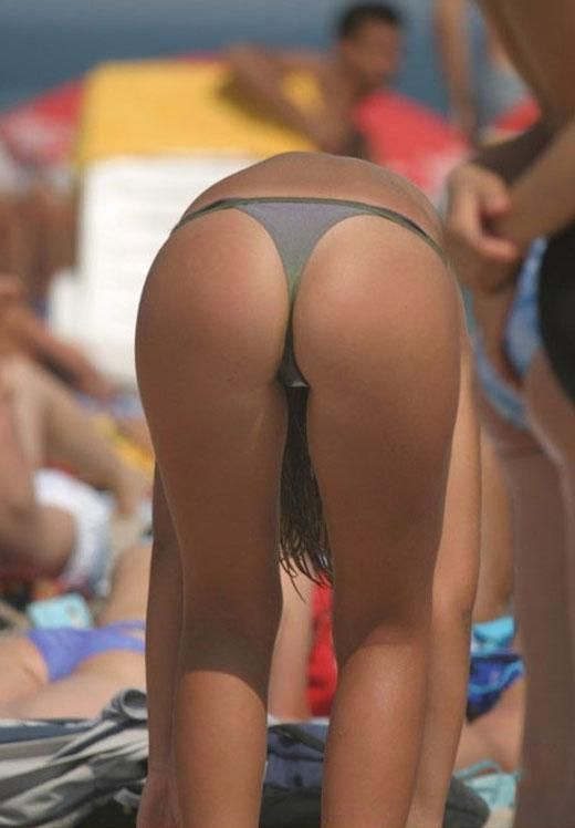 image Candid beach bikini butt ass west michigan booty sorority 2