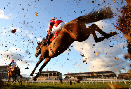 Horse Racing - The Skybet Chase Meeting - Day One - Doncaster Racecourse