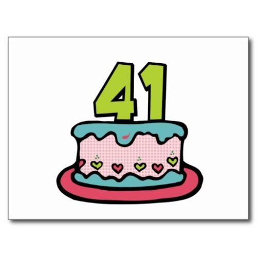 41years