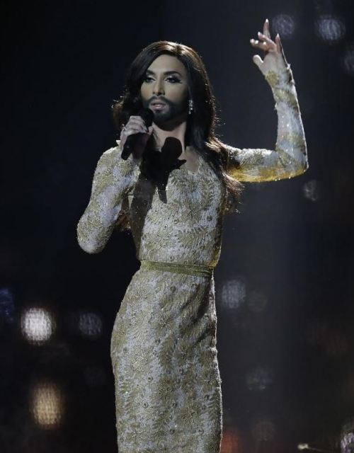 Conchita do your Wurst!!!